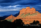 Storm Approaching Schnebly