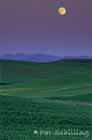 Palouse Moonrise 2